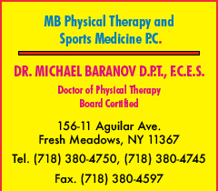 MB Physical Therapy and Sports Medicine P.C.