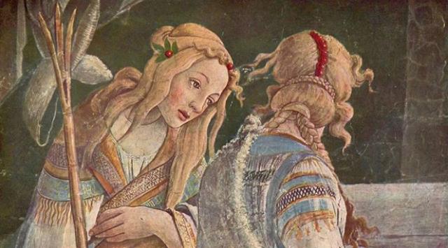 Картинки по запросу Кем становились дамы во времена Ренессанса